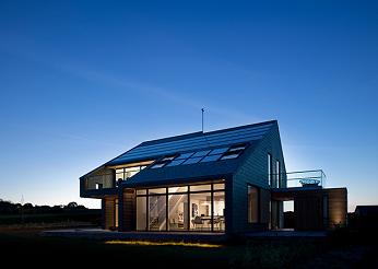 energetsko samooskrbna hiša